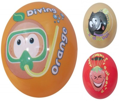 Boing Scented Ball Pack Of 3 Orenge, Chocolicious & Strawberry With A Attractive Fragrance Girls, Boys Softball