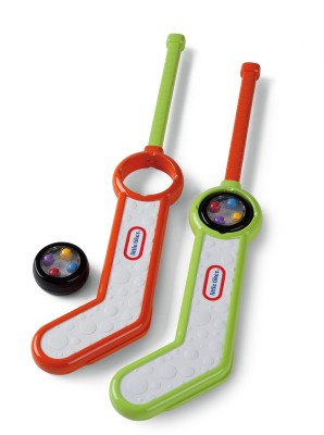 LITTLE TIKES CLEARLY SPORTS SET Hockey