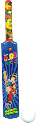 Nippon Kids 20 Junior Bat Ball Set Cricket Kit