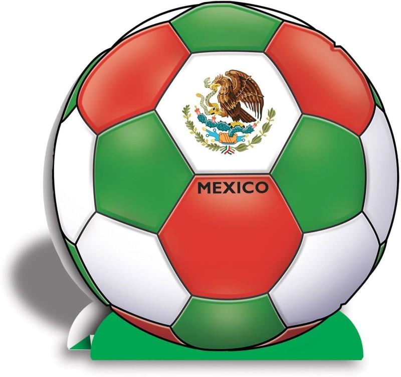 Beistle Beistle 3D Centerpiece Mexico Football