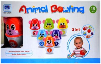 Sunny Animal Bowling 18plus Girls, Boys Bowling