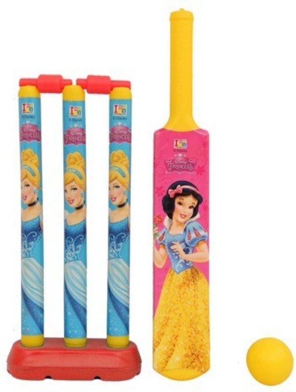 Disney Princess My First Cricket Set-Plastic Cricket