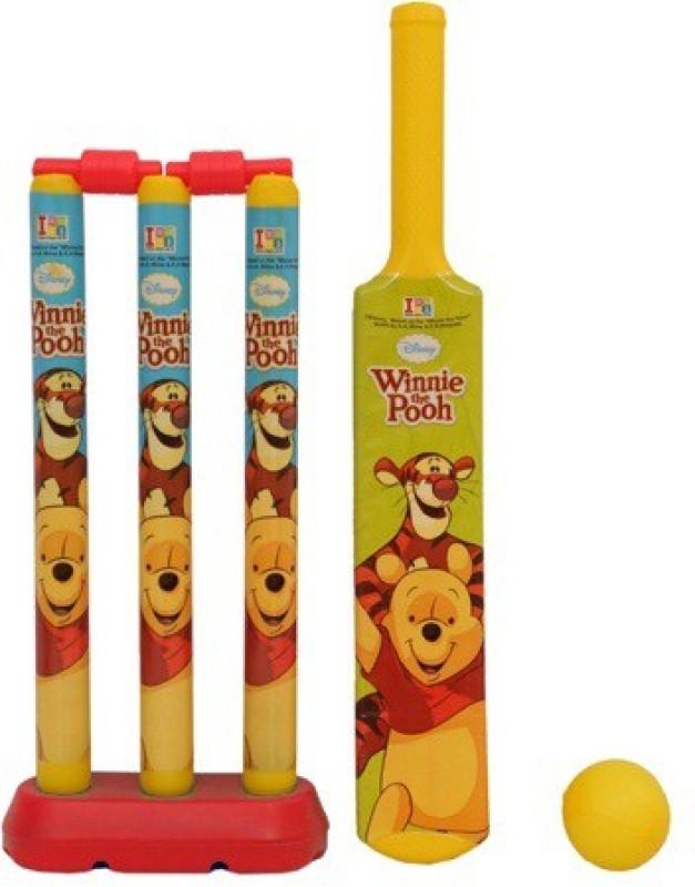Disney Winnie The Pooh My First Cricket Set-Plastic Cricket