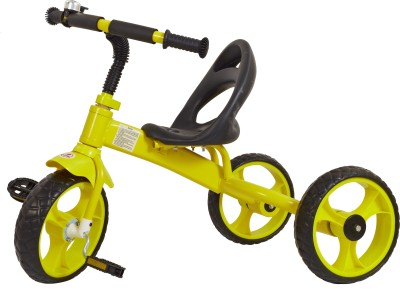 Baybee Rhino Tricycle - Yellow Tricycle