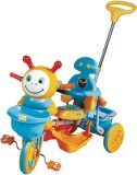 Mee Mee Smile Tricycle (Orange, Blue)
