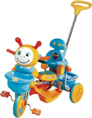 Mee Mee Smile Tricycle(Orange, Blue)