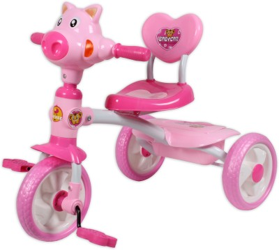 BAYBEE Tia Tricycle (Pink) Tricycle