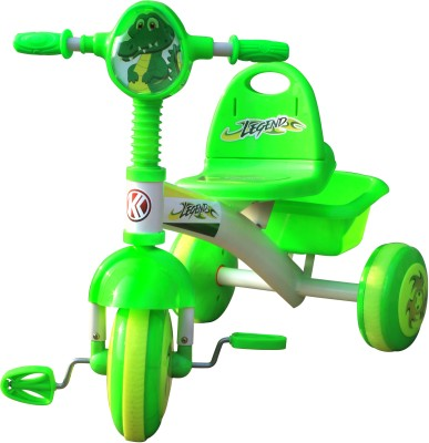 smart planet xy2345 Tricycle(Green)