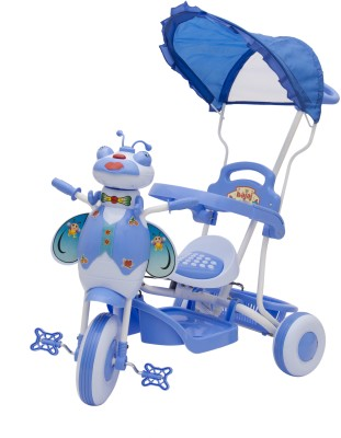 Love Baby Butterfly Trike Tricycle