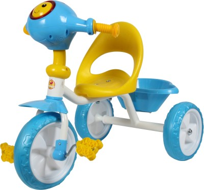 BAYBEE Happy Tricycle (Blue) Tricycle