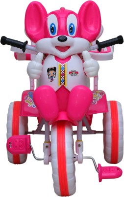 Amardeep Bj10081 Tricycle(Pink)