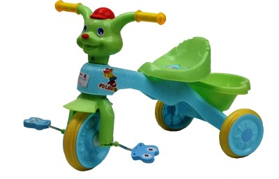 Taaza Garam Kids Bike Trike Bicycle Toddler Children's 3 Wheel Ride On - Gift Toy Tricycle