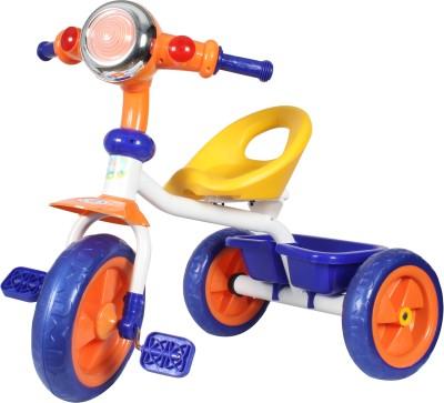 HLX-NMC Kids Cruiser Bike Tricycle Blue/Orange Tricycle