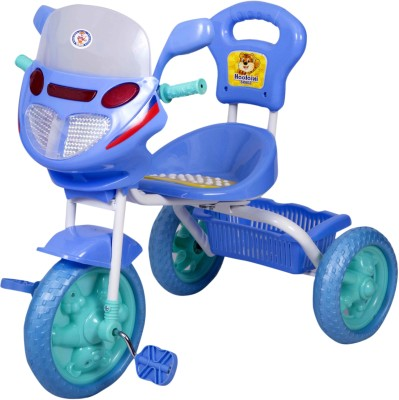 HLX-NMC Kids Mobike Blue Tricycle(Blue)