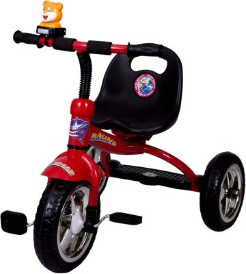 HLX-NMC KIDS TRICYCLE RACING RED Tricycle