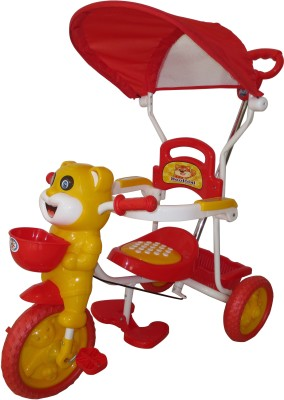 HLX-NMC TC8026D-RDYL Tricycle(Red)