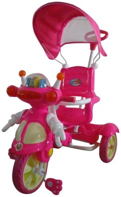Ez, Playmates Deluxe Robot Pink Tricycle