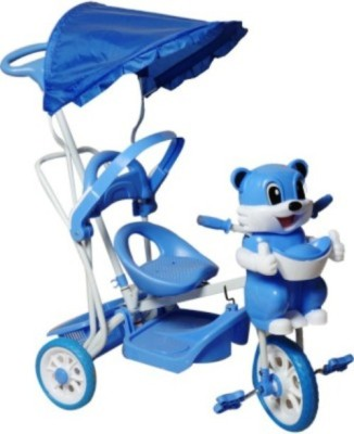 Turban Toys Musical Kitty Tricycle