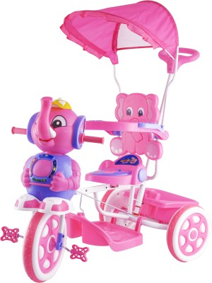 Love Baby Elephant Trike Tricycle