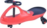 Towbow Swing Car Tricycle (Red)