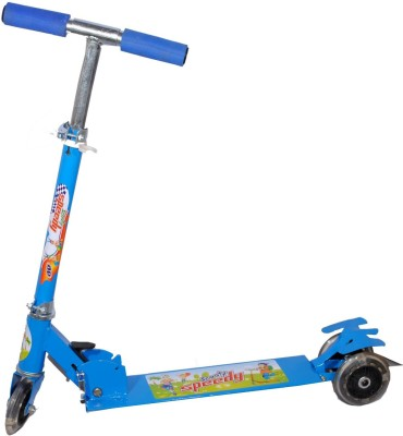 GLOBAL TOYS KIDS RIDE ON SCOOTERS Tricycle(Multicolor)