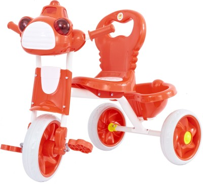 Baybee Mayburn Tricycle - Red Tricycle