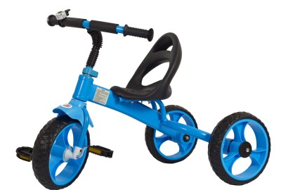Baybee Rhino Tricycle - Blue Tricycle