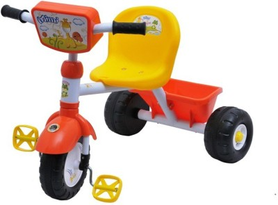 Happy Kids XR0838-O Tricycle