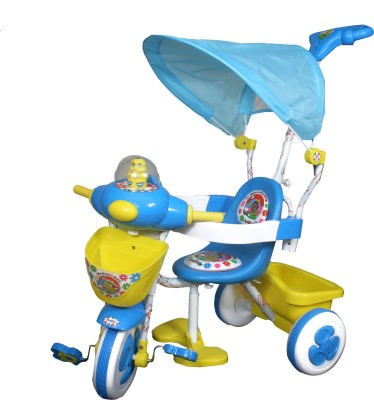 Fun Ride Honey Bee Tricycle