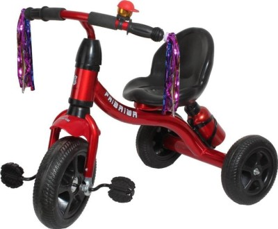 WAVE MART TR1602 Tricycle(Red)