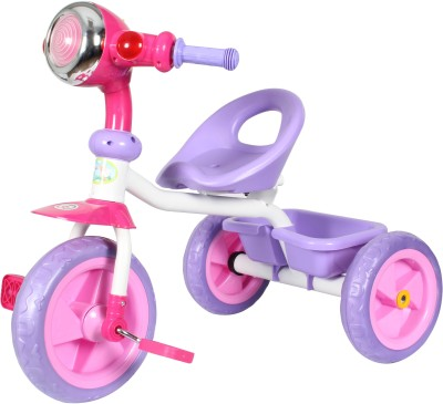 HLX-NMC Kids Cruiser Bike Tricycle Pink/Purple Tricycle