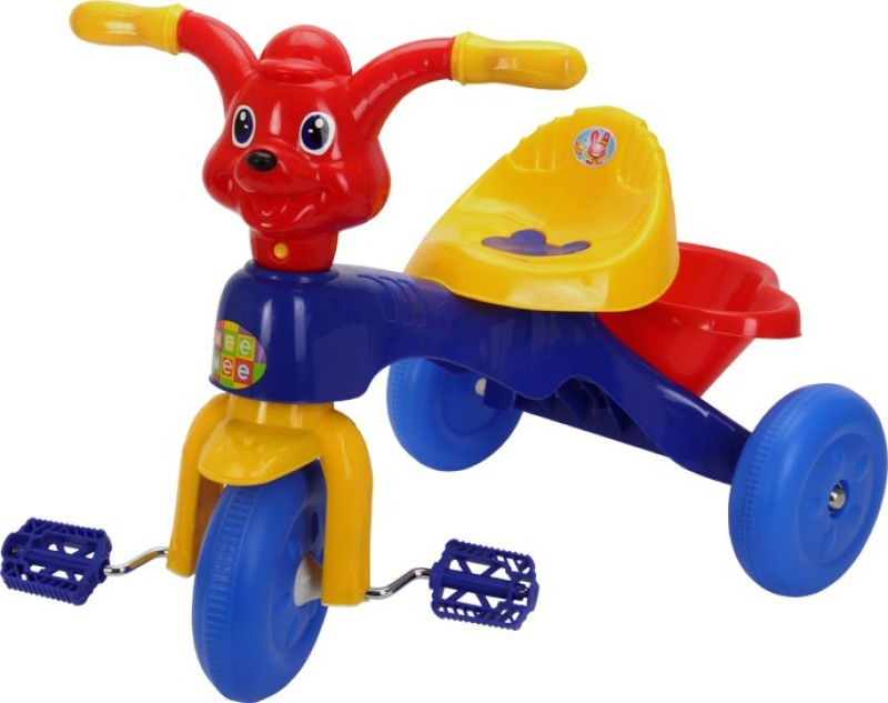 Mee Mee Baby Cycle Tricycle(Red)