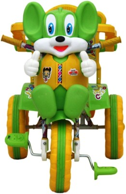 amardeep 1236 Tricycle(Green)