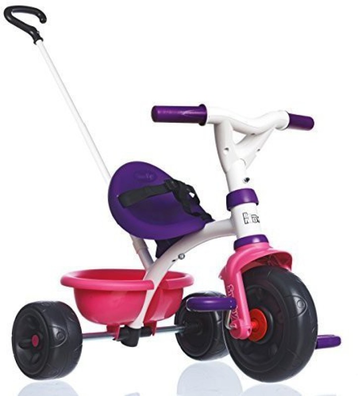 Smoby Be Move Girly Tricycle Tricycle(Multicolor)