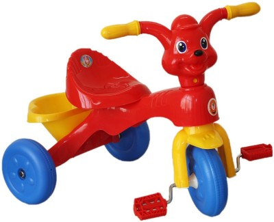 Amardeep Bj1084 Tricycle(Red)