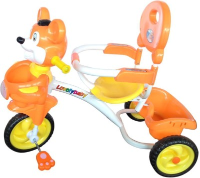 Ez, Playmates Mouse Orange Tricycle