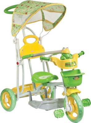 Mee Mee Frog Tricycle