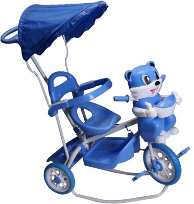 Bajaj Musical Kitty With Rocker Tricycle