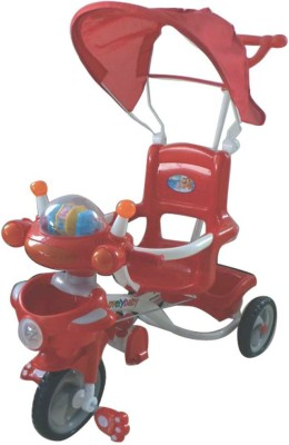 EZ, PLAYMATES ROBOT TRICYCLE RED Tricycle