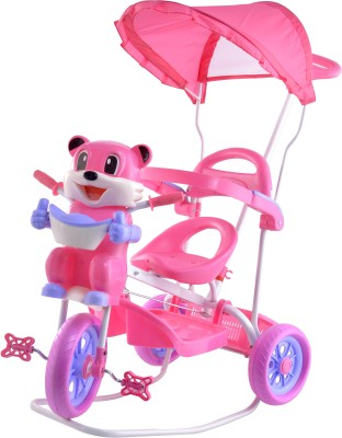 Love Baby Kitty DLX Trike Tricycle