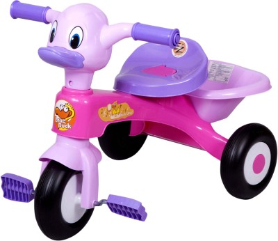 Ez, Playmates Kids Duck Pink/Purple Tricycle