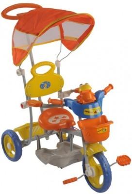 Mee Mee Frog Tricycle
