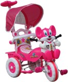 Amardeep 1522MZPink Tricycle (Pink, Whit...