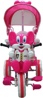 amardeep 1234 Tricycle(Pink)