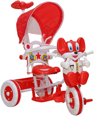 WAVE MART 1722MC Tricycle(Pink)