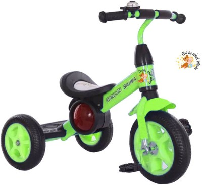 Awws & Wows Super Kid Music & Lights Tricycle