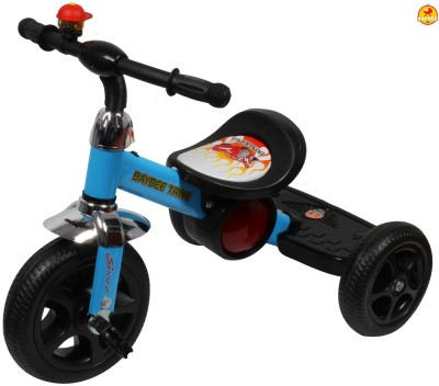 BAYBEE Kong Tricycle with LED & Music (Blue) Tricycle