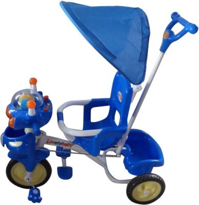 Ez, Playmates Robot Blue Tricycle