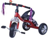 Panda 0001 Tricycle (Red)