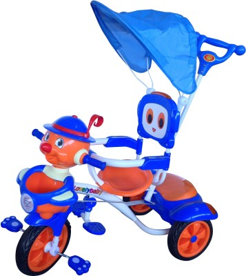 Ez, Playmates Joker Face Blue/Orange Tricycle
